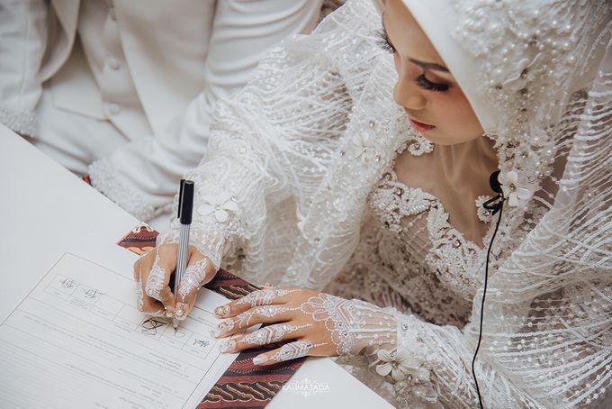 Azizah & Iqbal Wedding by Kalimasada Photography - 006