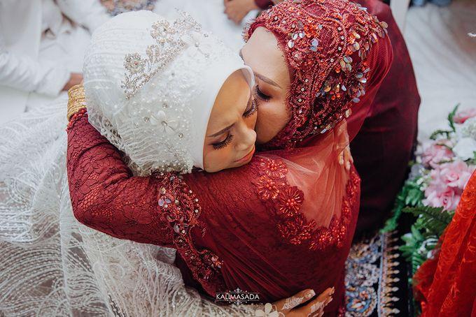 Azizah & Iqbal Wedding by Kalimasada Photography - 003