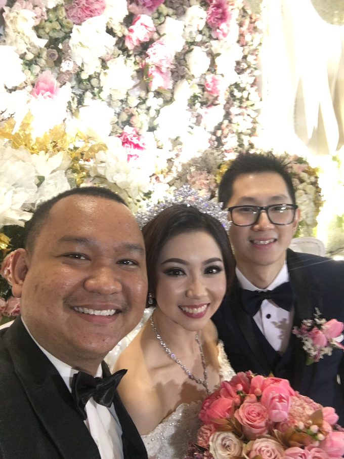 HARRIS VERTU JAKARTA ARIFIN & CHRISTIEN WEDDING by Gemilang Craft - 001