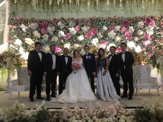 HARRIS VERTU JAKARTA ARIFIN & CHRISTIEN WEDDING by Gemilang Craft - 003