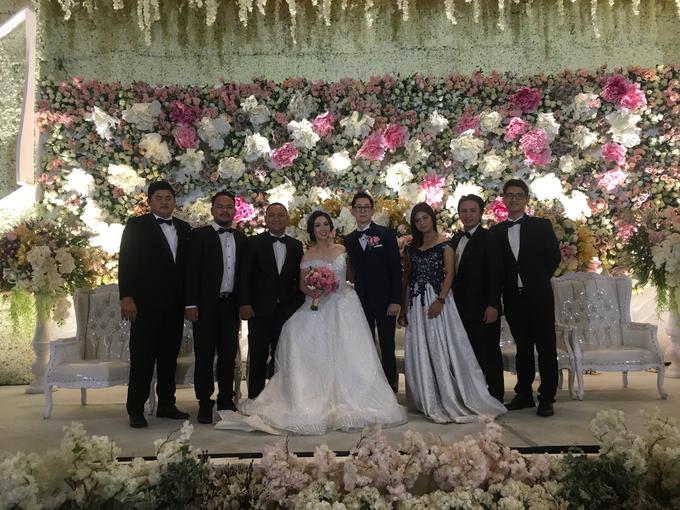 HARRIS VERTU JAKARTA ARIFIN & CHRISTIEN WEDDING by Gemilang Craft - 004