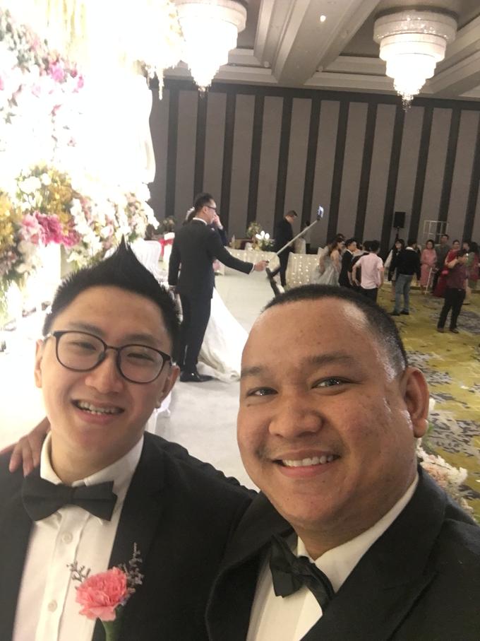 HARRIS VERTU JAKARTA ARIFIN & CHRISTIEN WEDDING by Gemilang Craft - 005