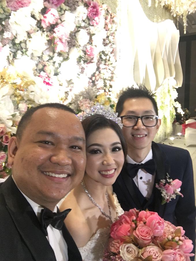 HARRIS VERTU JAKARTA ARIFIN & CHRISTIEN WEDDING by Gemilang Craft - 006