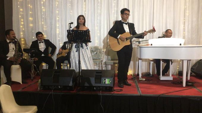 HARRIS VERTU JAKARTA ARIFIN & CHRISTIEN WEDDING by Gemilang Craft - 008