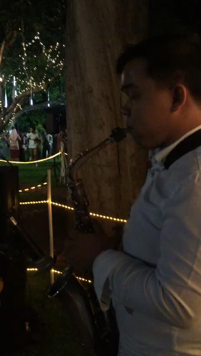 TMII JAKARTA  ANA & FAHMI WEDDING by Kaleb Music Creative - 004