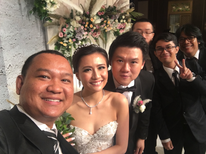 FOUR SEASONS JAKARTA JIMMY&PRISTINE WEDDING18.5.19 by Kaleb Music Creative - 001