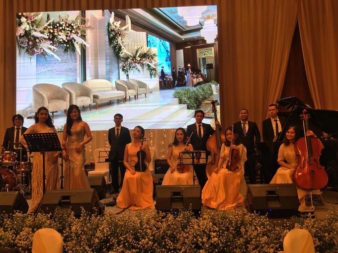 FOUR SEASONS JAKARTA JIMMY&PRISTINE WEDDING18.5.19 by Four Seasons Hotel Jakarta - 002