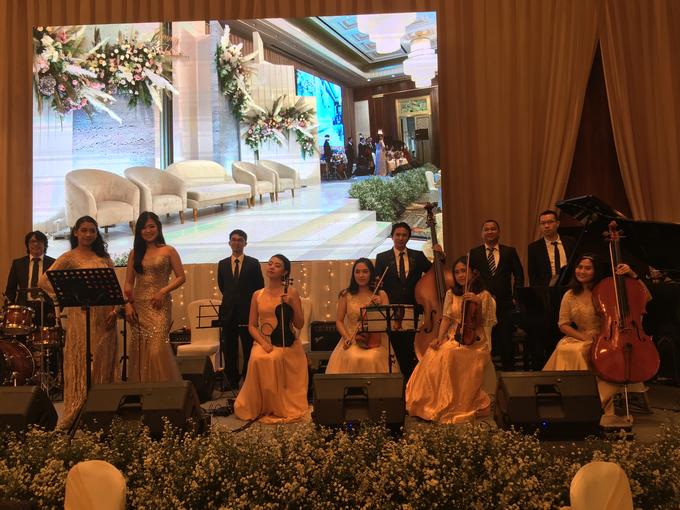 FOUR SEASONS JAKARTA JIMMY&PRISTINE WEDDING18.5.19 by Four Seasons Hotel Jakarta - 004