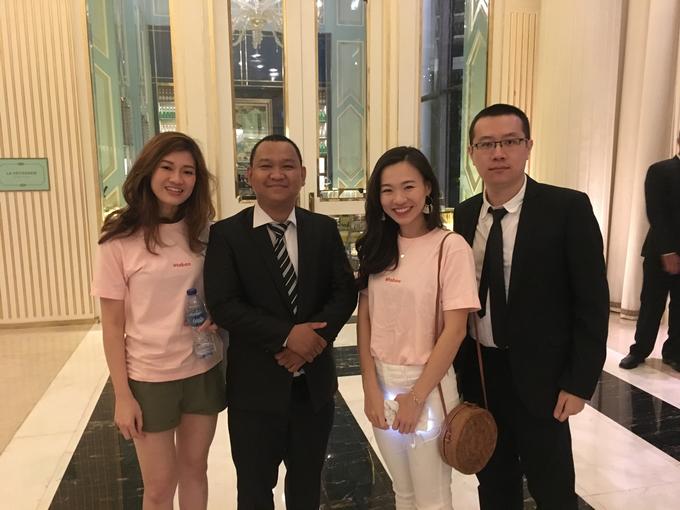 FOUR SEASONS JAKARTA JIMMY&PRISTINE WEDDING18.5.19 by Four Seasons Hotel Jakarta - 007