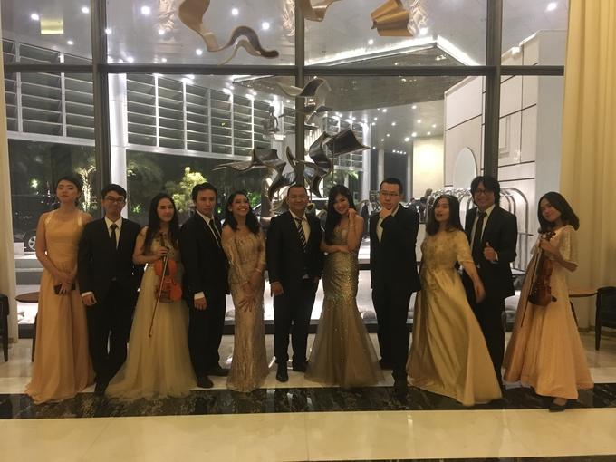 FOUR SEASONS JAKARTA JIMMY&PRISTINE WEDDING18.5.19 by Four Seasons Hotel Jakarta - 010