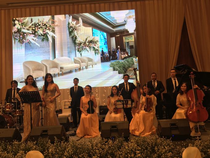 FOUR SEASONS JAKARTA JIMMY&PRISTINE WEDDING18.5.19 by Four Seasons Hotel Jakarta - 012