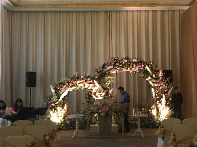 FOUR SEASONS JAKARTA JIMMY&PRISTINE WEDDING18.5.19 by Kaleb Music Creative - 014