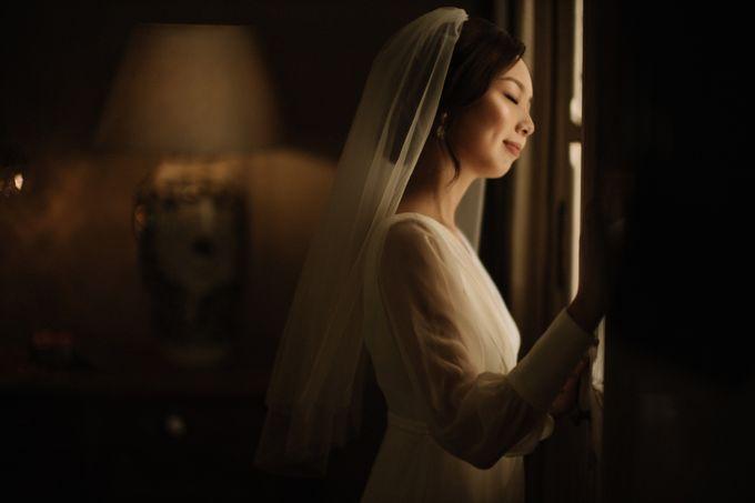 The Wedding of Allison & Kam by PYARA - 004