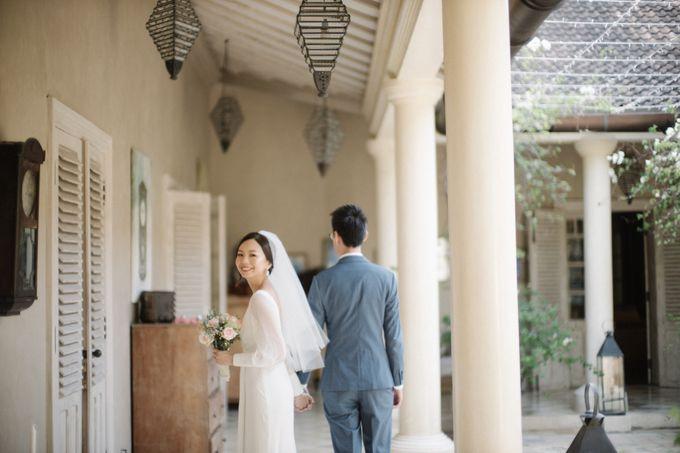 The Wedding of Allison & Kam by PYARA - 015
