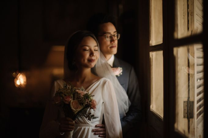 The Wedding of Allison & Kam by PYARA - 016