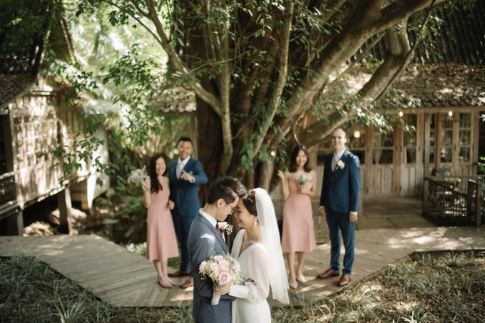 The Wedding of Allison & Kam by Bali Eve Wedding & Event Planner - 017