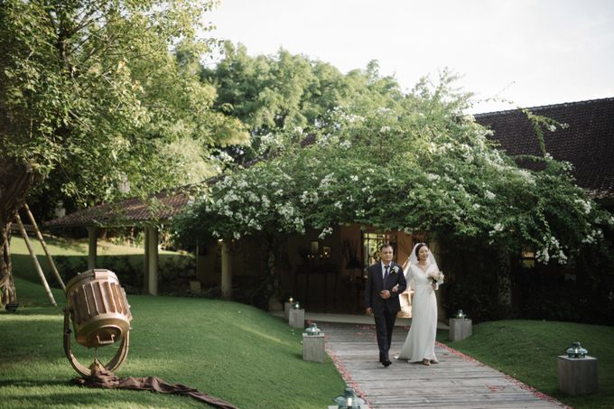 The Wedding of Allison & Kam by Bali Eve Wedding & Event Planner - 021