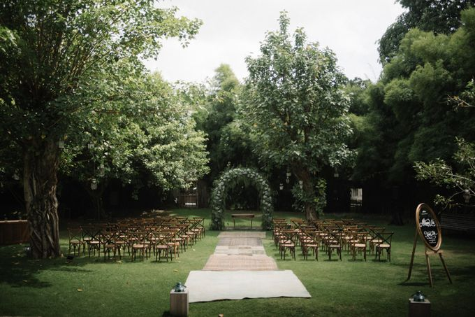 The Wedding of Allison & Kam by Bali Eve Wedding & Event Planner - 001