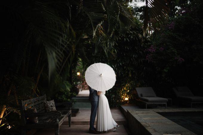 The Wedding of Allison & Kam by PYARA - 036