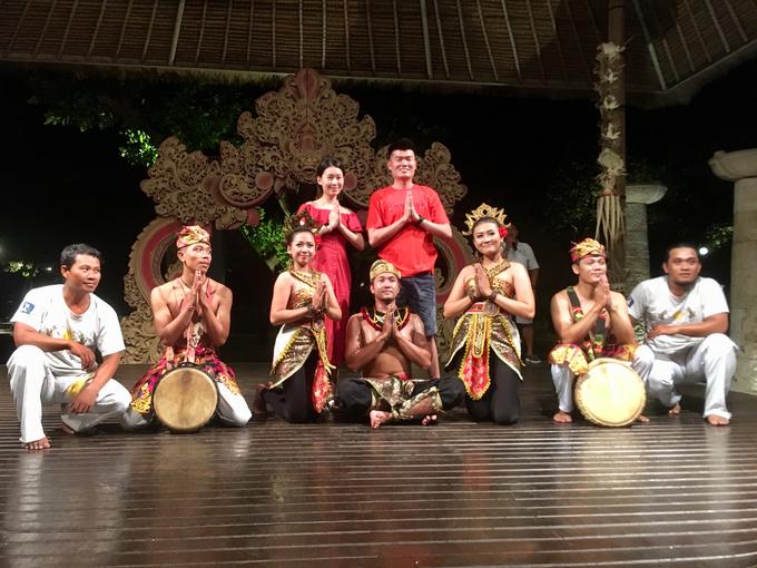 Fire Dance by kamala entertainment by Kamala entertainment centre - 002