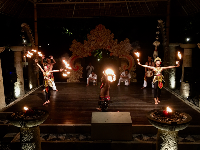 Fire Dance by kamala entertainment by Kamala entertainment centre - 004