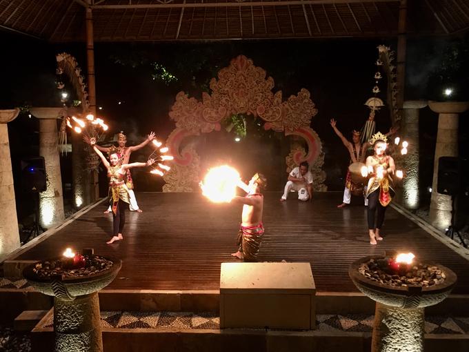Fire Dance by kamala entertainment by Kamala entertainment centre - 005