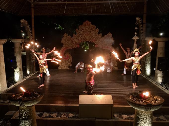 Fire Dance by kamala entertainment by Kamala entertainment centre - 006