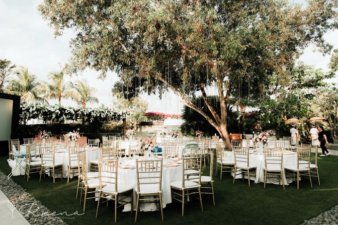 Intimate Romantic Tea Ceremony and Dinner Reception by Reena Event Stylist House - 006