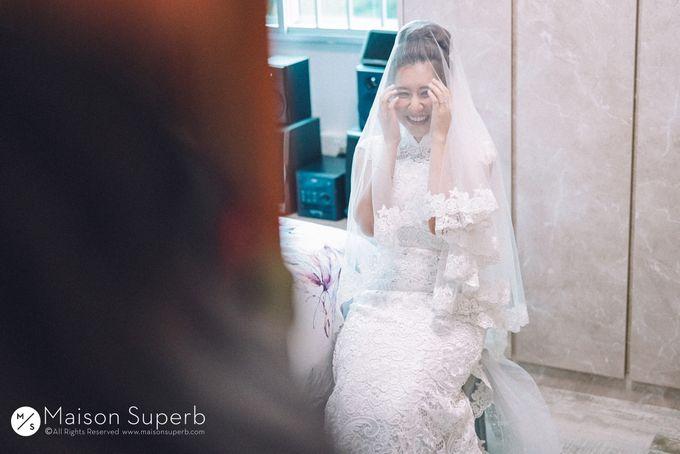 Kenneth & Joanne Wedding Day by Byben Studio Singapore - 014