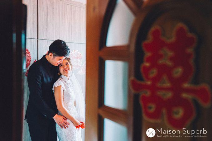 Kenneth & Joanne Wedding Day by Byben Studio Singapore - 015