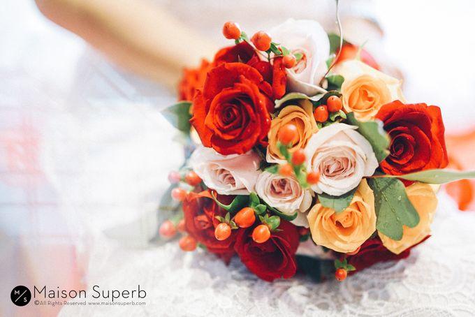 Kenneth & Joanne Wedding Day by Byben Studio Singapore - 016