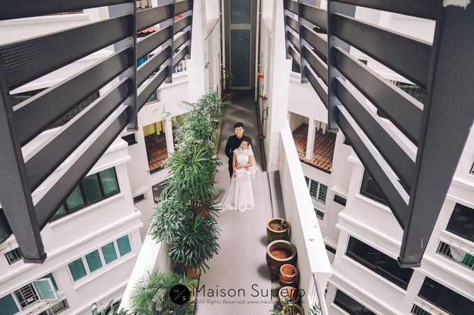 Kenneth & Joanne Wedding Day by Byben Studio Singapore - 017
