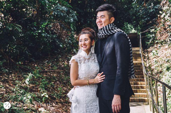 Kenneth & Joanne Wedding Day by Byben Studio Singapore - 018