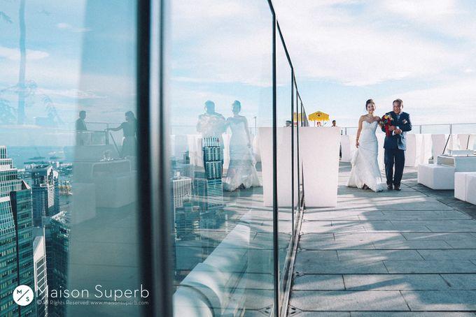 Kenneth & Joanne Wedding Day by Byben Studio Singapore - 020