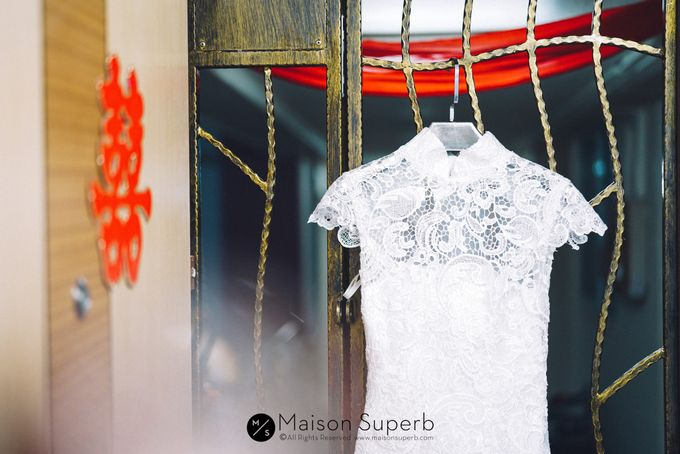 Kenneth & Joanne Wedding Day by Byben Studio Singapore - 001