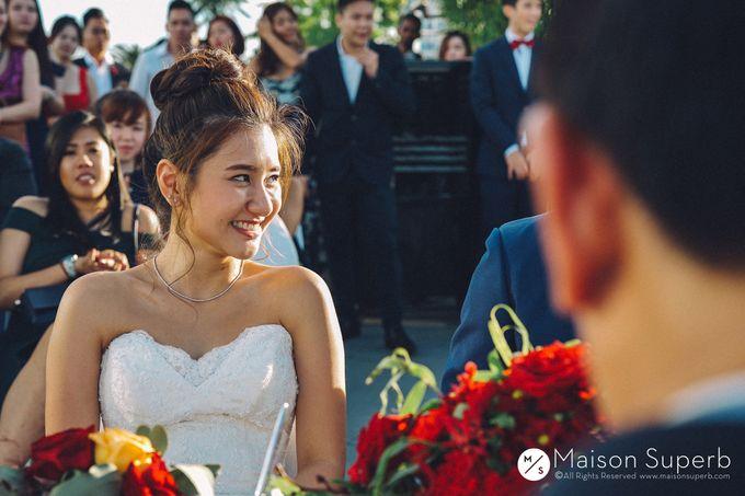 Kenneth & Joanne Wedding Day by Byben Studio Singapore - 021