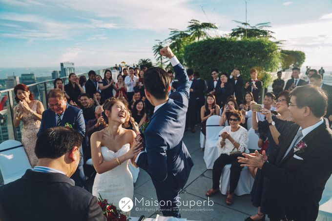 Kenneth & Joanne Wedding Day by Byben Studio Singapore - 023