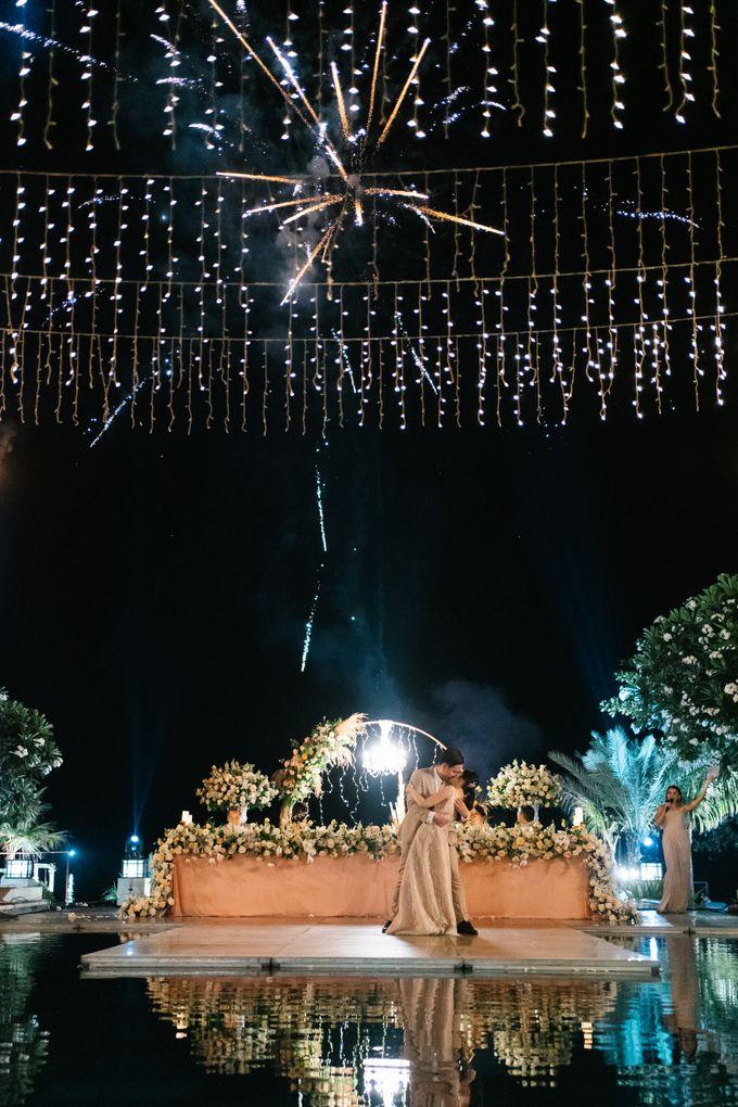Wedding Decor at The Sakala Resort Bali by d'Oasis Florist & Decoration - 017