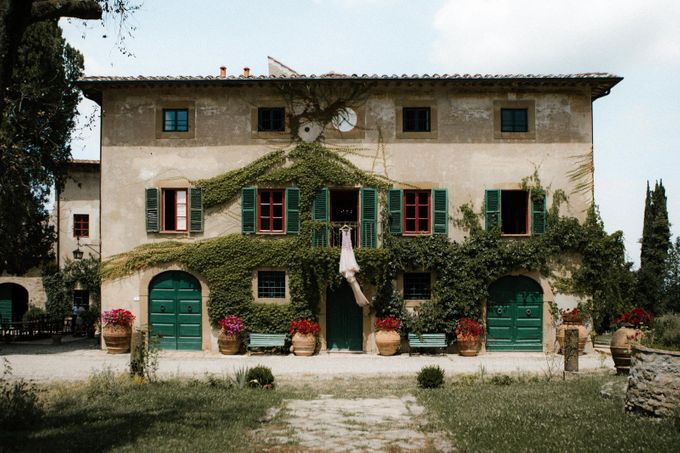 Intimate Wedding in Tuscan Artistic Villa by Fotomagoria - 004