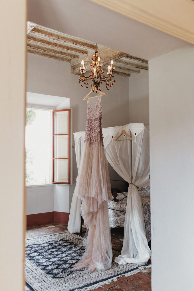 Intimate Wedding in Tuscan Artistic Villa by Fotomagoria - 006