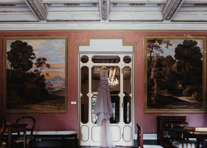 Intimate Wedding in Tuscan Artistic Villa by Fotomagoria - 009