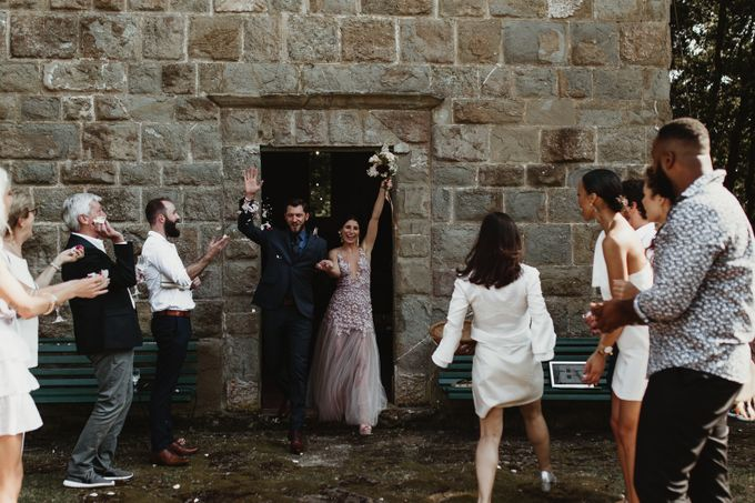 Intimate Wedding in Tuscan Artistic Villa by Fotomagoria - 041
