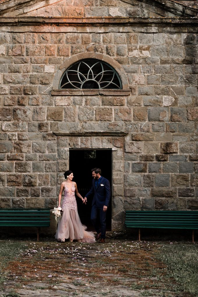 Intimate Wedding in Tuscan Artistic Villa by Fotomagoria - 048