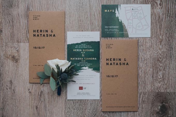 Wedding Invitation Christmas Theme By Kanoo Paper Gift