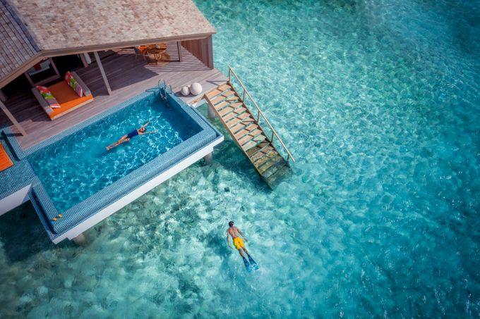 Club Med the Finolhu Villas by Club Med - 001
