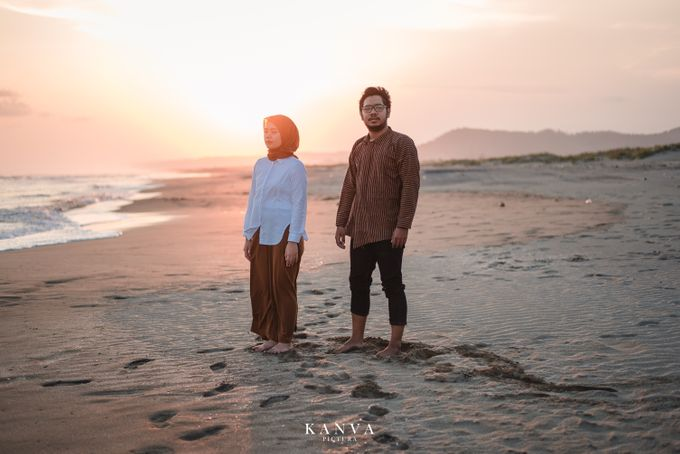 Icha and Wahyu by Kanva Pictura - 004