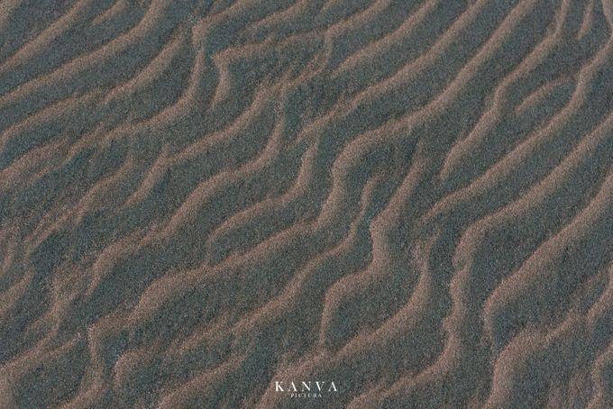 Sesi Prewedding Ceria Ketika Sunset by Kanva Pictura - 007