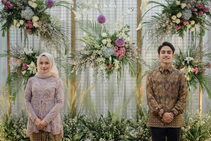 Engagement of Rima and Rezza by Kanva Pictura - 002