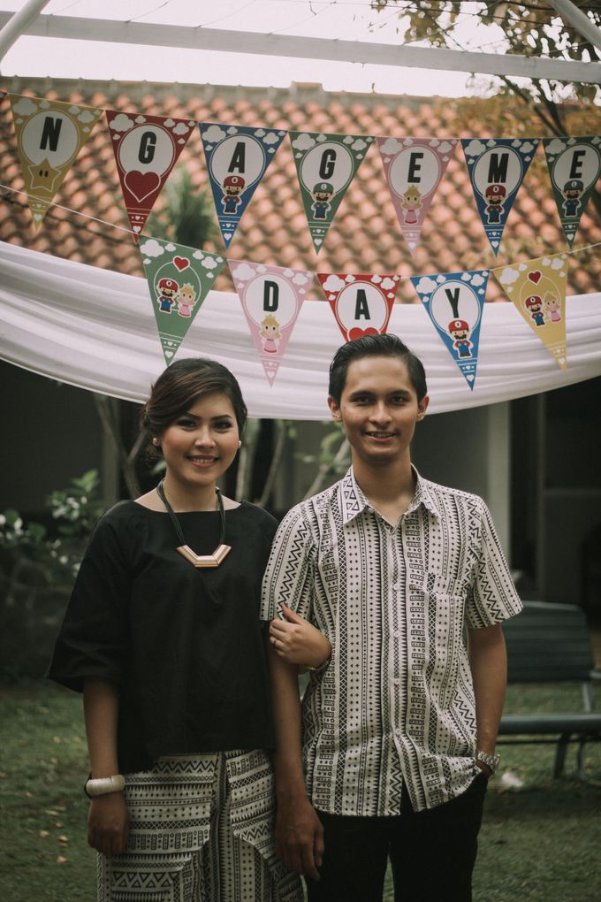 Femi & Faisa Engagement Day by Kanva Pictura - 012