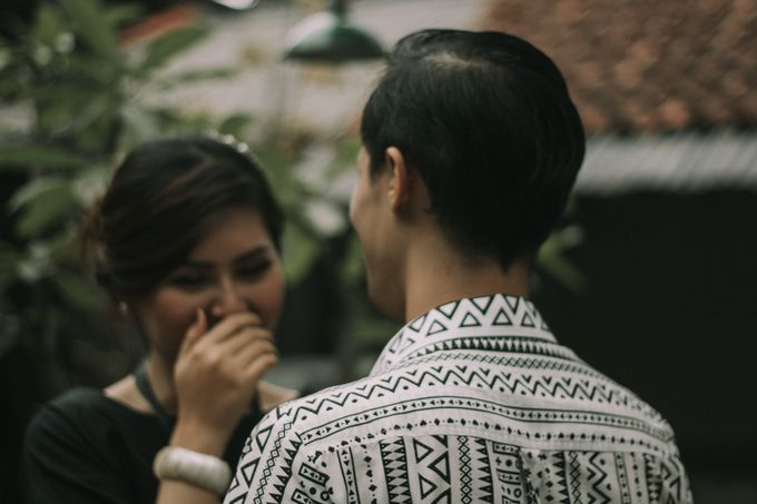 Femi & Faisa Engagement Day by Kanva Pictura - 004